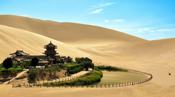 Contact Capital One >> Silk Road Adventure – 16 Days – Xian to Urumqi - Go Beyond Asia