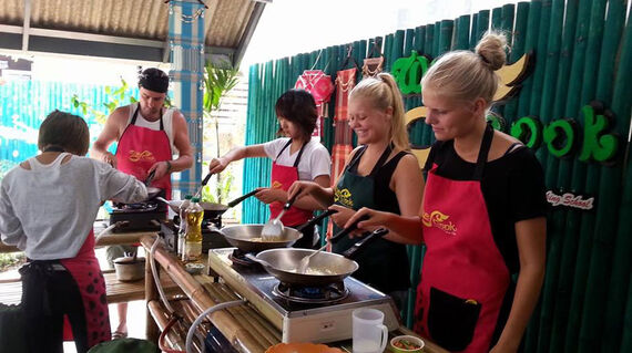 Chiang Mai Cooking Course